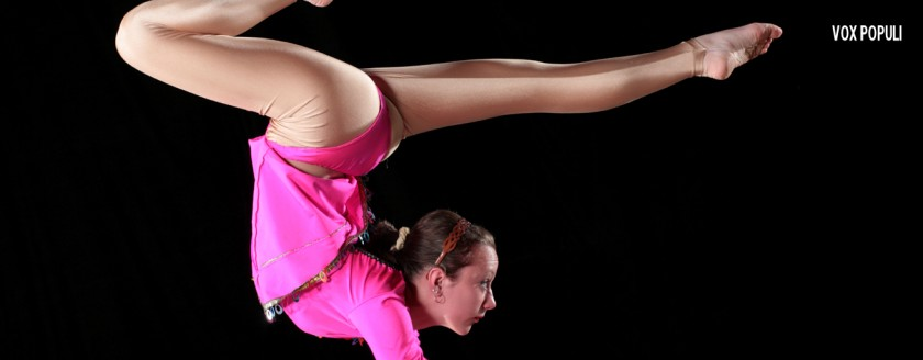 Flexibilidade em alta